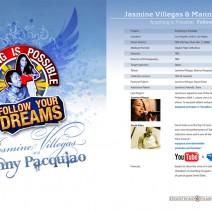 Manny Pacquiao / Jasmine Press Release