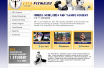 Fita Fitness Website